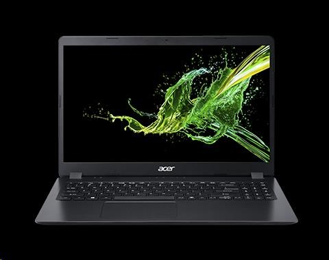 ACER NTB Aspire 3 (A315-54K-33LA) - i3-7020U, HD GRAPHICS 620, 15.6 FHD CV, 256GB SSD, 4GB RAM, WIN10