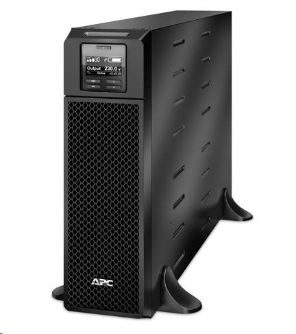 APC Smart-UPS SRT 5000VA 230V, On-Line (4500W) (SRT5KXLI)