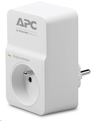 APC Essential SurgeArrest 1 outlets 230V France (PM1W-FR)