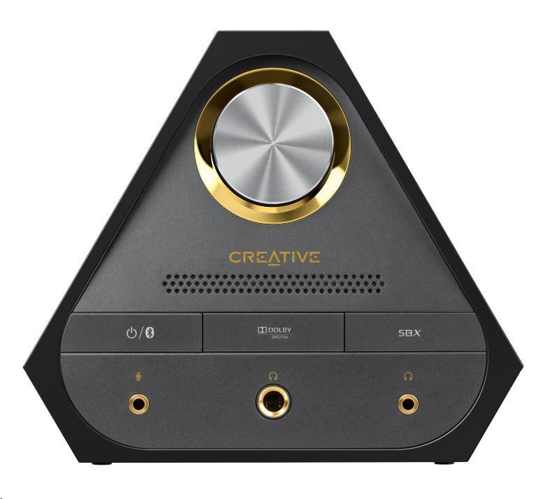 Creative Sound Blaster X7 - ext. zvuková karta - černá (70SB158000000)
