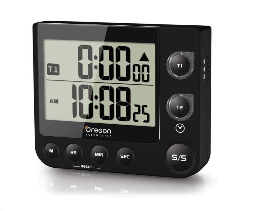 Oregon TW331BK - časovač (minutka)