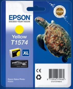 EPSON ink bar Stylus Photo R3000 - Yellow - T1574 (C13T15744010)