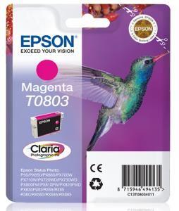EPSON ink bar CLARIA Stylus Photo R265/ RX560/ R360 - magenta (C13T08034011)