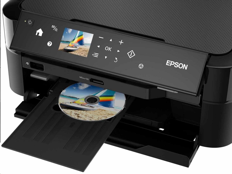 EPSON tiskárna ink L850, CIS, A4, 38ppm, 6ink, USB, TANK SYSTEM, CD/DVD print, MULTIFUNKCE-3 roky záruka po registraci (C11CE31401)
