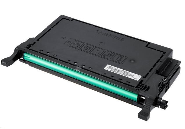 Samsung CLT-K5082S Black Toner Cartri