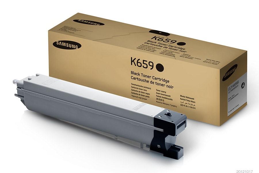Samsung CLT-K659S Black Toner Cartridge (SU227A)