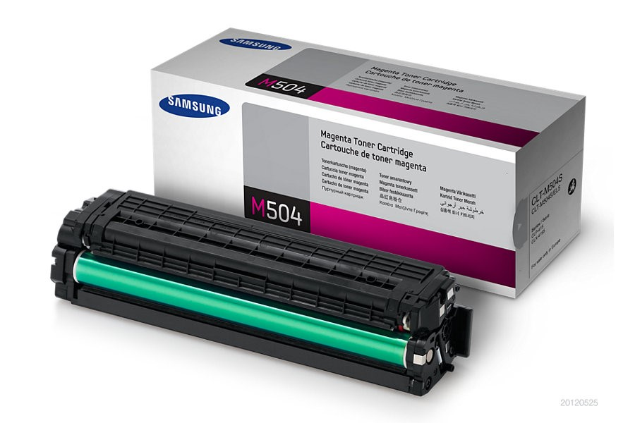 Samsung CLT-M504S Magenta Toner Crtg (SU292A)