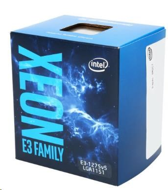 CPU INTEL XEON E3-1275v5, LGA1151, 3.60 GHz, 8MB L3, 4/8, VGA HD P530, 80W, BOX (BX80662E31275V5)