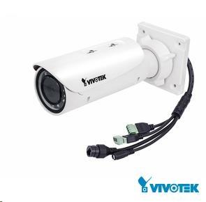 Vivotek IB8382-EF3, 5Mpix,15sn/s, obj. 3.6mm (68°), DI/DO, PoE, IR-Cut, Smart IR,defog,SDXC,antivandal,IP66