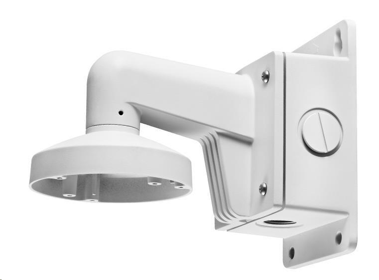 HIKVISION konzole na zeď (husí krk) vč. rozvodné instalační krabice pro kamery DS-2CD21xx