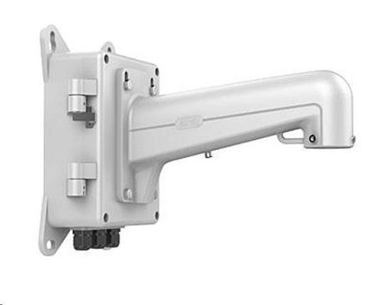 HIKVISION konzole na zeď vč. rozvodné instalační krabice s průchodkami pro PTZ kamery DS-2DE