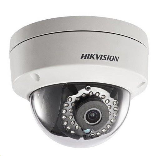 HIKVISION IP kamera 4Mpix, 1920x1080 až 25sn/s, obj. 2,8mm (95°), PoE, IRcut, IR,microSDXC, 3DNR, venkovní (IP66) DS-2CD2142FWD-I (2.8mm)