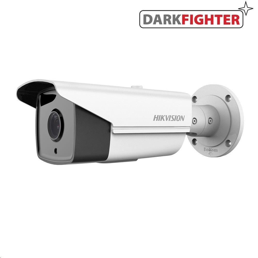 HIKVISION IP kamera 2Mpix, 1920x1080 až 25sn/s, obj. 2,8-12mm (95°), PoE, IRcut, IR,microSDXC, 3DNR, venkovní (IP67) DS-2CD4B26FWD-IZS (2.8-12mm)