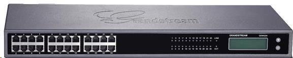 Grandstream Analog Gateways GXW4216 [16xFXS pro analogový telefon/fax, 1xGigabit Ethernet ]