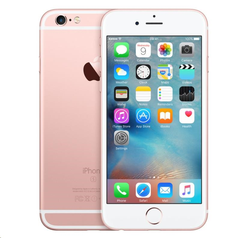 Apple iPhone 6s 128GB Rose Gold (MKQW2CN/A)