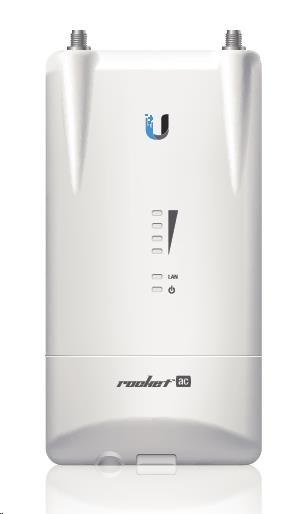 UBNT airMAX Rocket5 AC Lite [Client/AP/Repeater, 5GHz, 802.11ac, 27dBm, 2xRSMA] (R5AC-Lite)