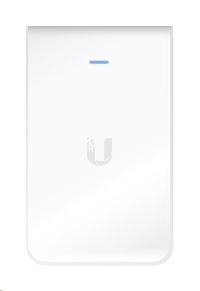 UBNT UniFi AP AC In Wall [vnitřní AP, 2.4GHz(300Mbps)+5GHz(866Mbps), 2x2 MIMO, 802.11a/b/g/n/ac] (