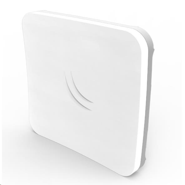 MikroTik SXTsq Lite6 (RBSXTsq-60ad), 650MHz CPU, 64MB RAM, 1x LAN, integr. 60GHz Wi-Fi, 802.11ad, vč.L3