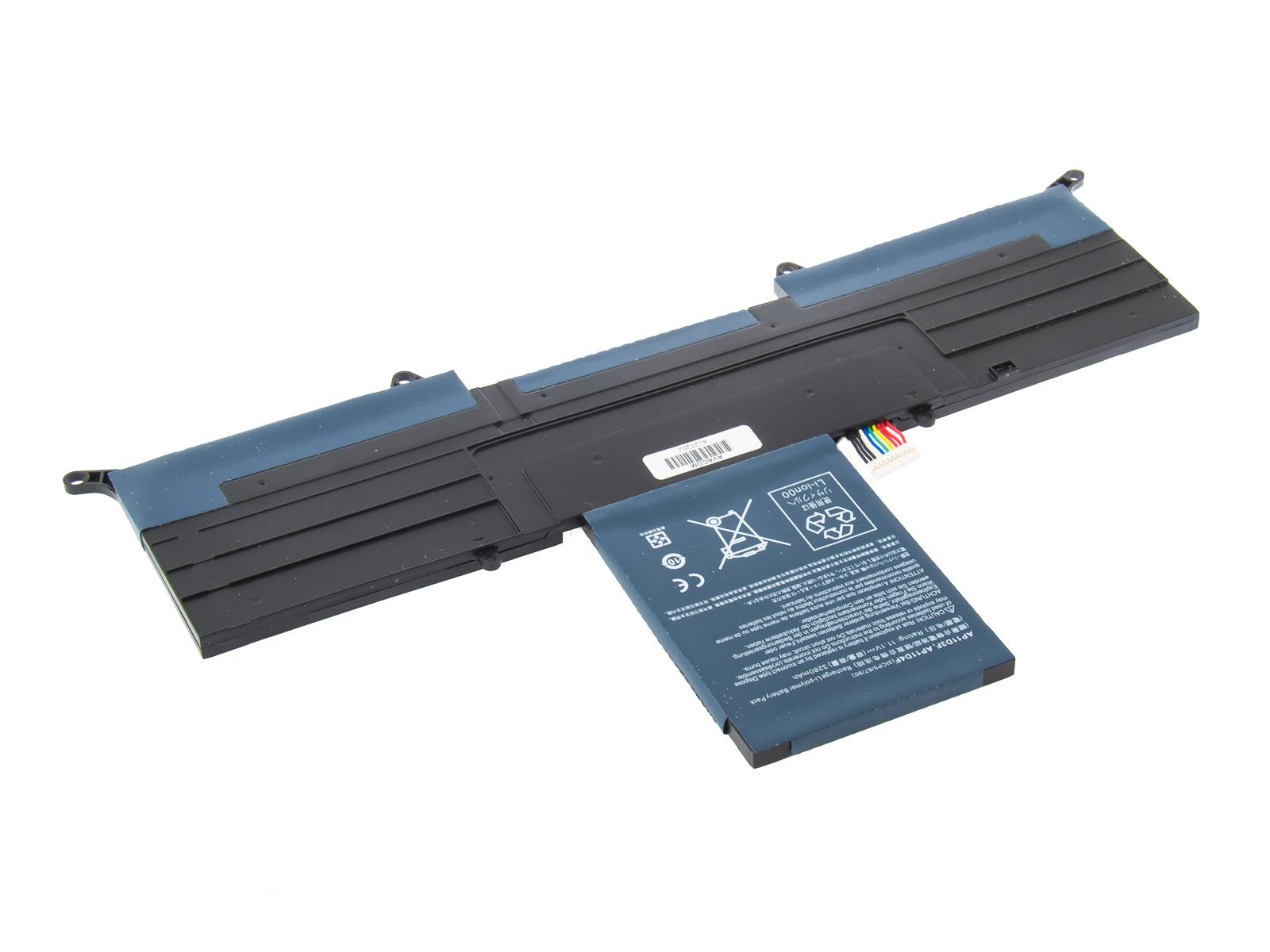 AVACOM Acer Aspire S3 series Li-Pol 10,8V 3280mAh 35Wh