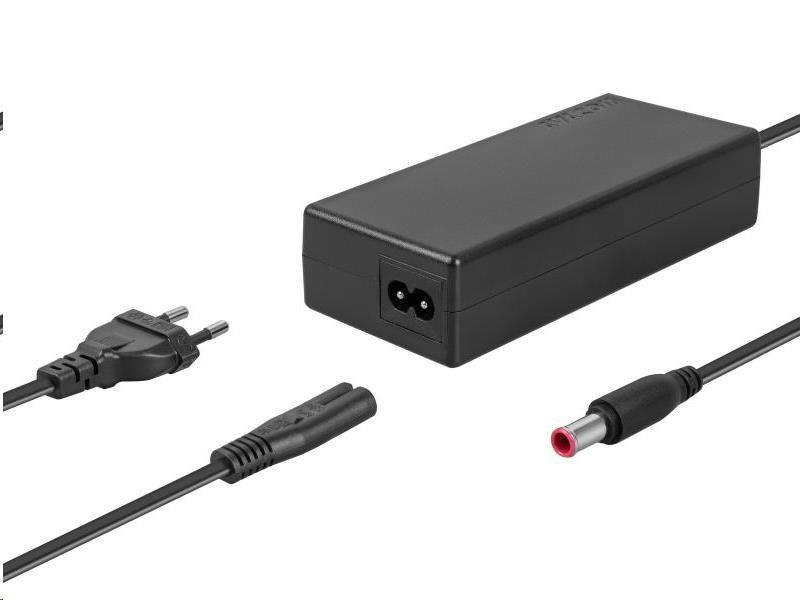 AVACOM Nabíjecí adaptér pro notebooky Sony 19,5V 4,62A 90W konektor 6,5mm x 4,4mm s vnitřním pi