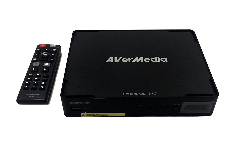 AVERMEDIA EzRecorder 310 PRO, HD Video Capture High Definition HDMI Recorder (61ER3100A0AC)