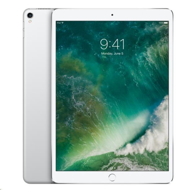 APPLE iPad Pro 10.5'' Wi-Fi + Cellular 64GB - Silver (mqf02fd/a)