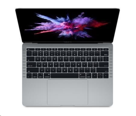 "APPLE MacBook Pro 13"" Retina/DC i5 2.3GHz/8GB/256GB SSD/Intel Iris Plus Graphics 640/Space Grey (mpxt2cz/a)"