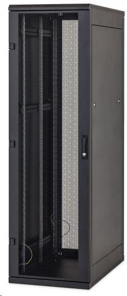"""TRITON 19"""" stojanový rozvaděč 42U/600x800, černý (RMA-42-A68-BAX-A1)"""