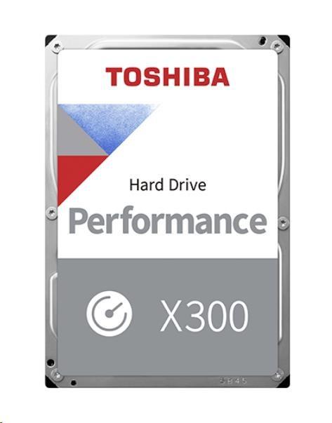 "TOSHIBA HDD X300 5TB, SATA III, 7200 rpm, 128MB cache, 3,5"" (HDWE150EZSTA)"