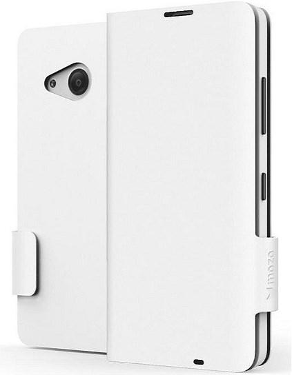 Mozo flipový kryt pro Lumia 550, White (550FW)