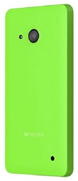 Mozo zadní kryt pro Lumia 550, Green (550BG)