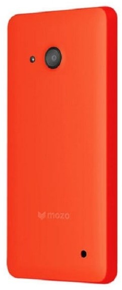 Mozo zadní kryt pro Lumia 550, Orange (550BO)