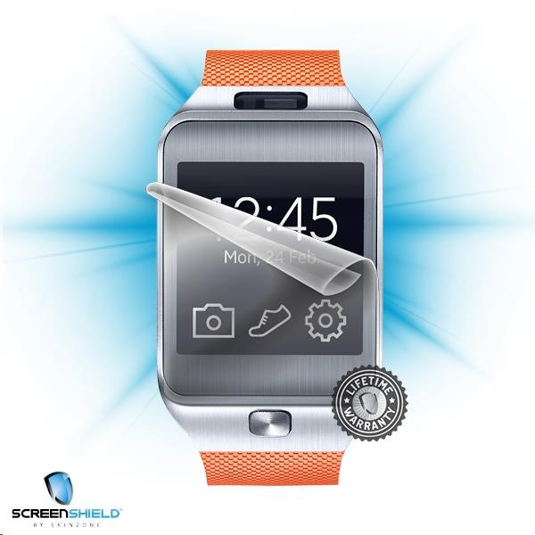 ScreenShield fólie na displej pro Samsung Galaxy Gear 2 R380