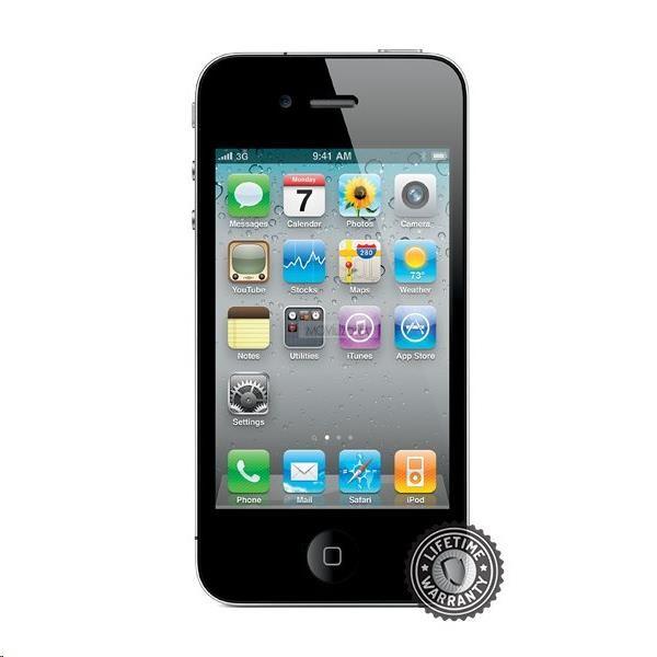 ScreenShield ochrana displeje Tempered Glass pro Apple iPhone 4/4S (APP-TGIPH4S-D)
