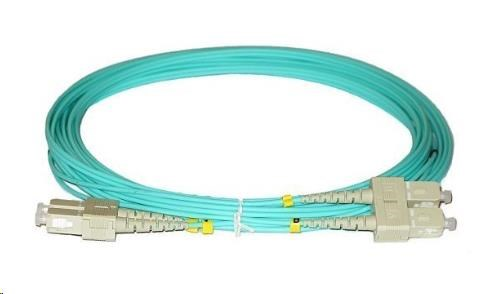 Duplexní kabel 50/125, OM3, SC-SC, 1m (DPX-50-SC/SC-OM3-1)