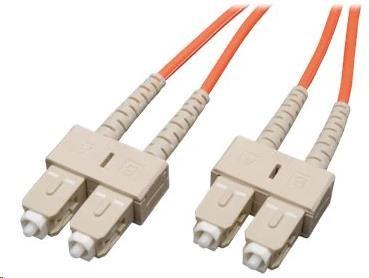 Duplexní kabel 62,5/125, SC-SC, 1m (DPX-62-SC/SC-1)