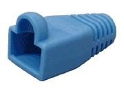 ochrana pro mod.konektor RJ45 - modrá, 100ks (OCH-BL)