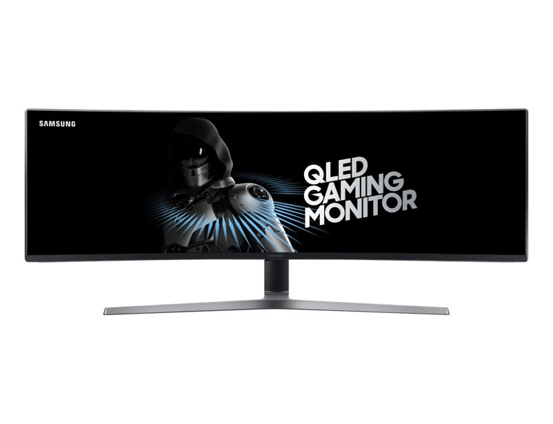 "Samsung MT LCD 49"" C49H890 - VA panel, 3840 x 1080, 32:9, 144Hz, Quantum dot, HDR, 1ms, 350cd/m2, 2xHDMI, 2xdisplay port (LC49HG90DMUXEN)"