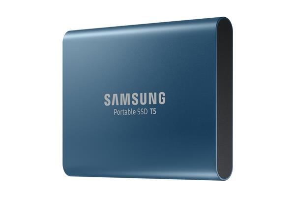 Samsung Externí SSD disk - 250 GB (MU-PA250B/EU)
