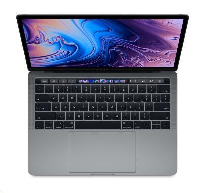 "APPLE MacBook Pro 13"" Touch Bar/QC i5 2.3GHz/8GB/256GB SSD/Intel Iris Plus Graphics 655/Space Grey"