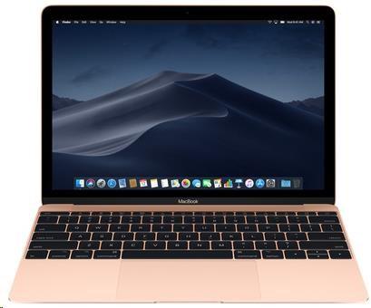 Apple MacBook 12' 1.2GHz dual-core Intel Core m3, 256GB - Gold