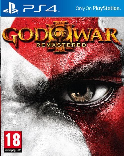 SONY PS4 hra God of War 3