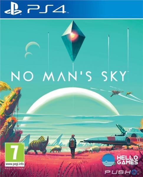 SONY PS4 hra No Man´s Sky/EAS
