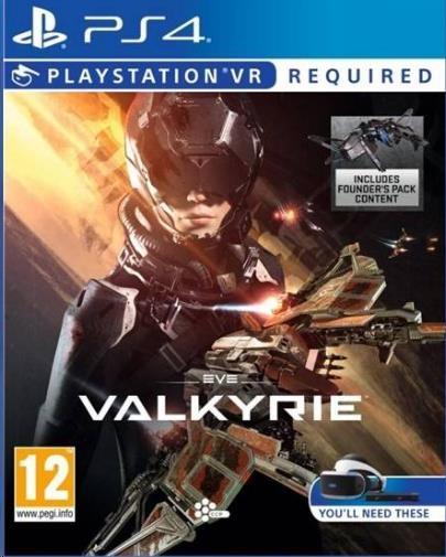 SONY PS4 hra VR Eve Valkyrie (PS719866657)