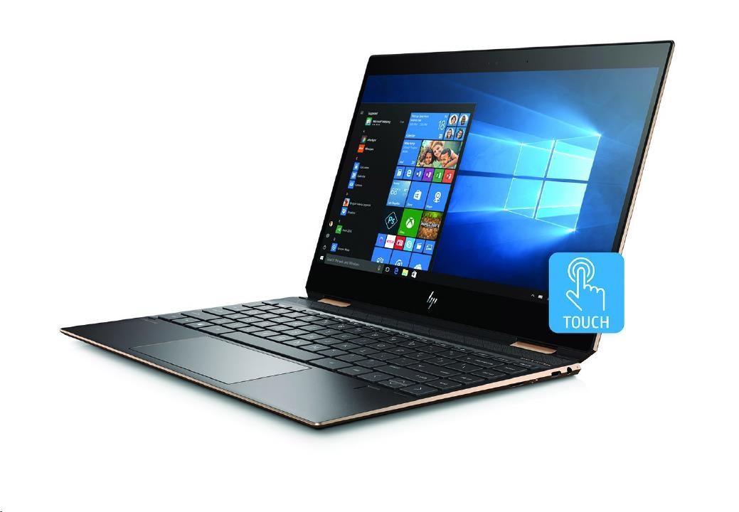 "NTB HP Spectre x360 13-ap0019nc; 13,3"" IPS FHD; i5-8265U, 8GB DDR4; 512GB SSD; UMA; USB3.1C; Win10 - black"