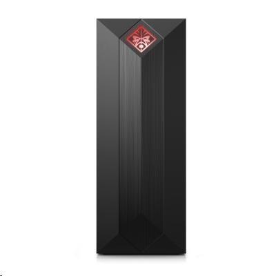PC OMEN by HP 875-1005nc, i7-9700K, HyperX 32GB DDR4, 1TB + 3TB, RTX 2070 8GB, WIN10 - Black