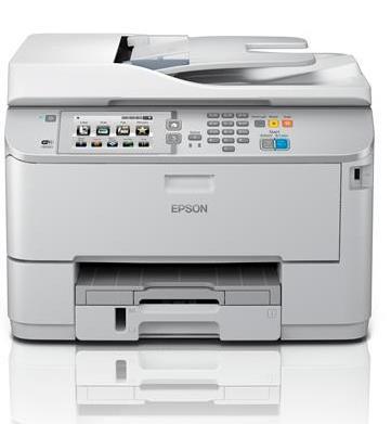 EPSON tiskárna ink WorkForce Pro WF-M5690DWF MFZ, A4, 34ppm, USB, NET, WIFI, DUPLEX,PCL MULTIFUNKCE (C11CE37401)