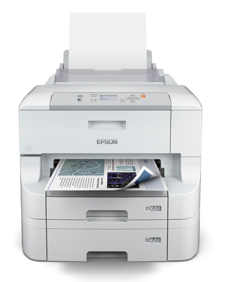 EPSON tiskárna ink WorkForce Pro WF-8090DTW , A3+,4ink, USB, NET, WIFI, DUPLEX,PCL, (C11CD43301BT)