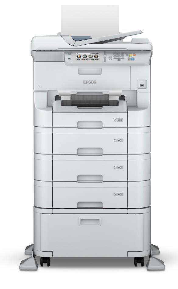 EPSON tiskárna ink WorkForce Pro WF-8590D3TWFC , A3+,4ink, USB, NET, WIFI, DUPLEX,PCL, MULTIFUNKCE (C11CD45301BP)