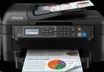 EPSON tiskárna ink WorkForce WF-2750DWF MFZ, A4, 4ink, WIFI, MULTIFUNKCE (C11CF76402)